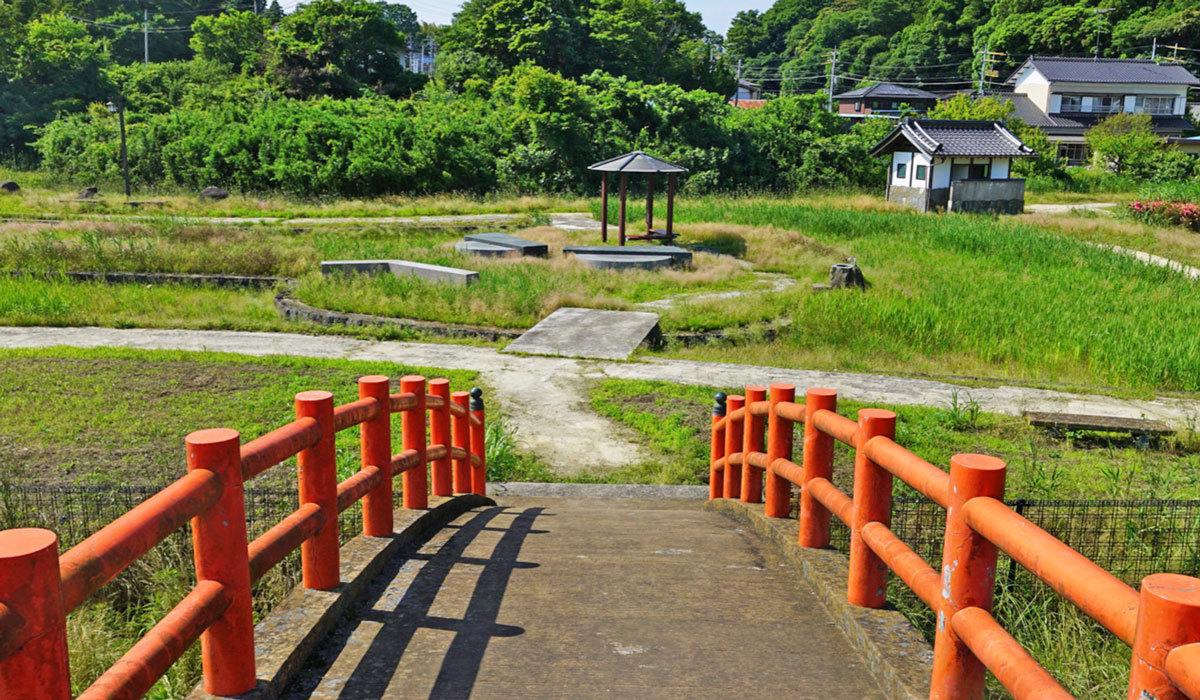 稲敷市おすすめ観光スポット阿波水辺公園