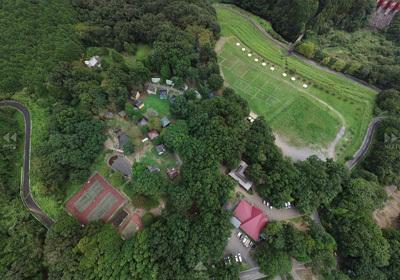 キャンプ場・コテージ・ケビン・バーベキューの観光VRツアー