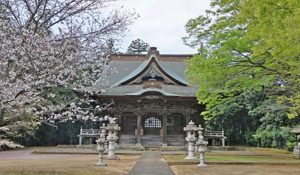 稲敷市おすすめ観光スポットの逢善寺