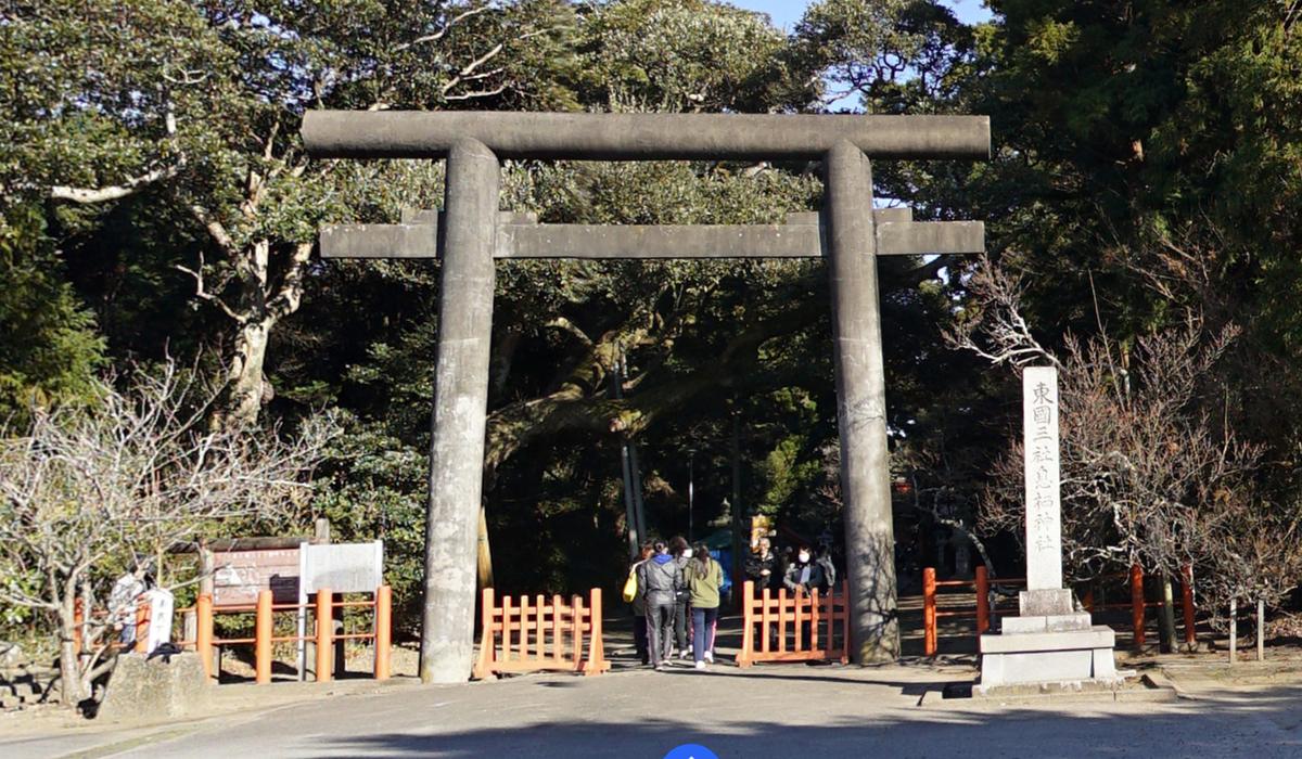 息栖神社の観光案内360°パノラマ写真VRツアー