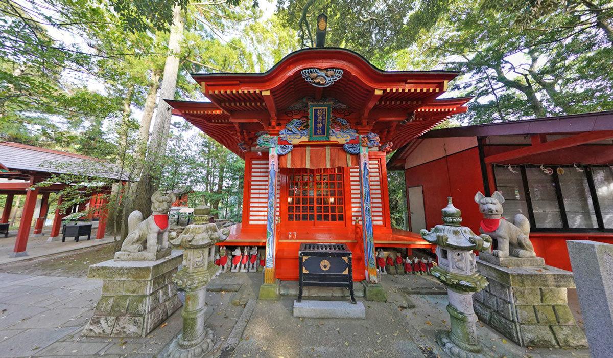 稲敷市おすすめスポットの稲荷神社