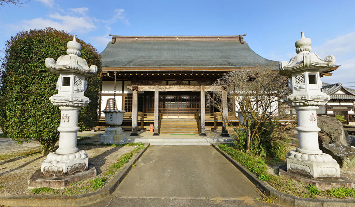 稲敷市おすすめ観光スポットの神宮寺