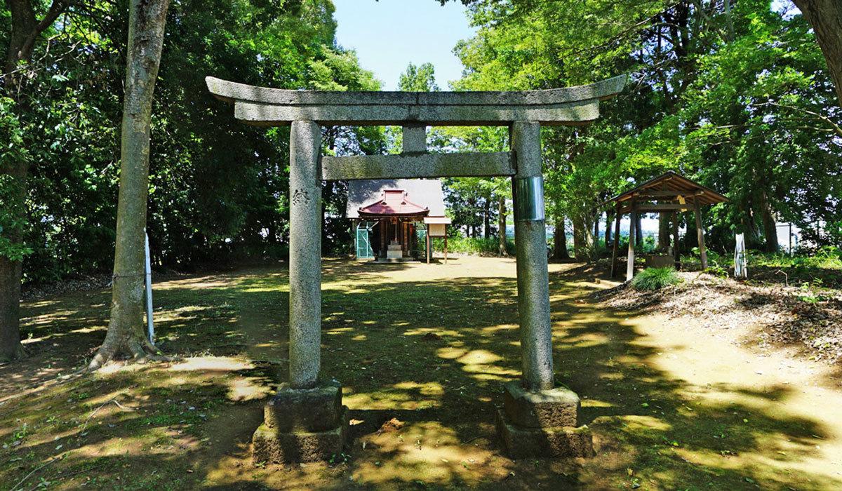常総市神社おすすめ観光スポットの別雷神社
