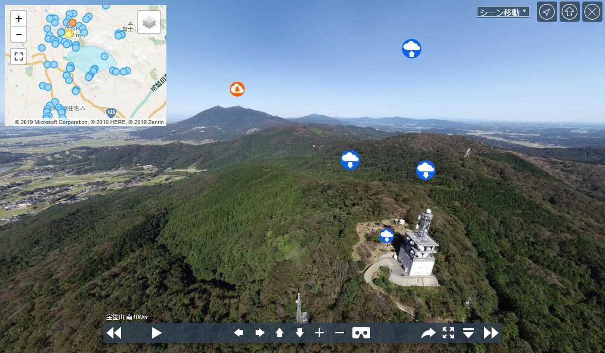 つくば市おすすめ登山スポットの宝篋山