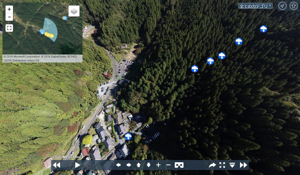 日立市おすすめ神社観光スポットの御岩山