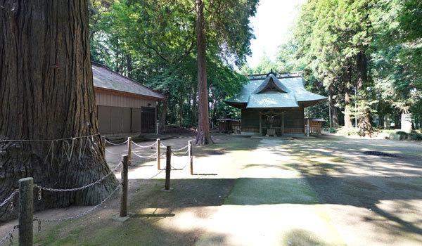 潮来市おすすめ神社観光スポット大生神社の案内
