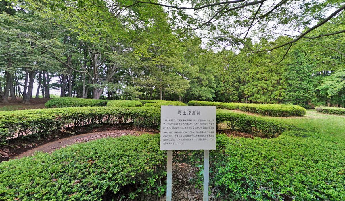 茨城県ひたちなか市おすすめ史跡スポットの馬渡埴輪製作遺跡の案内